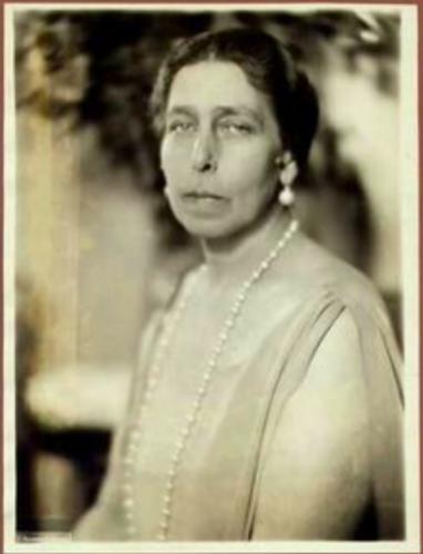 Grand Duchess Victoria Feodorovna, ca. 1930.