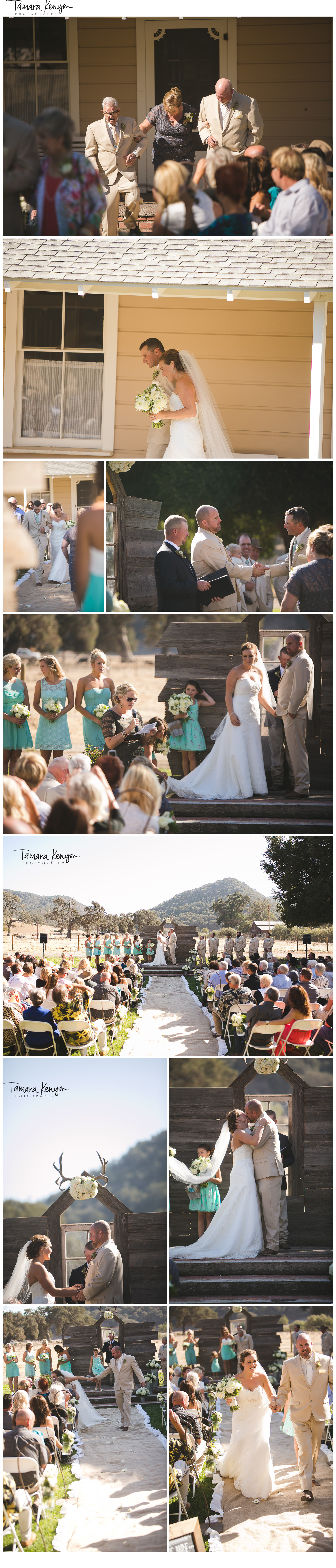 ceremony_california_hills_vintage_deer_antlers