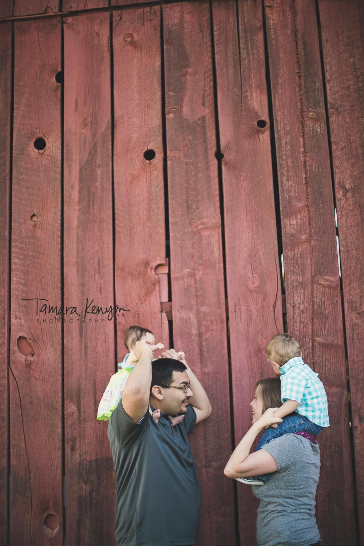 outdoor family photos boise