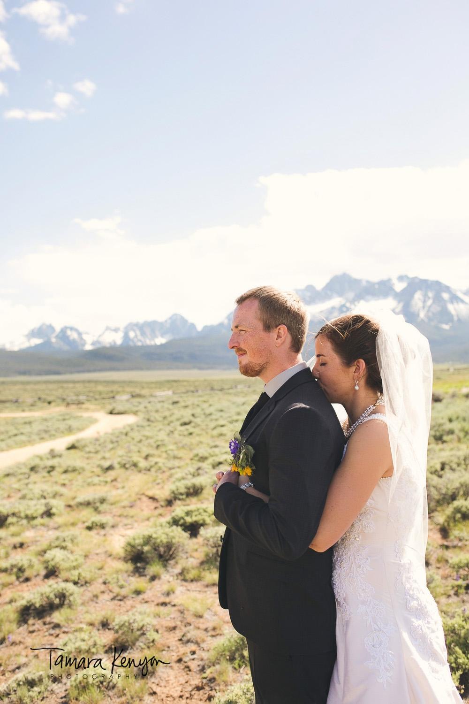 wedding photographer stanley idaho