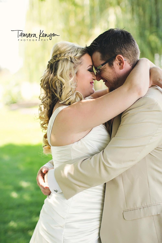 wedding at honalee farms