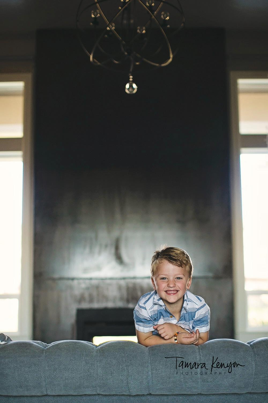 Family photos in boise