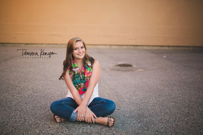 high school senior photos boise