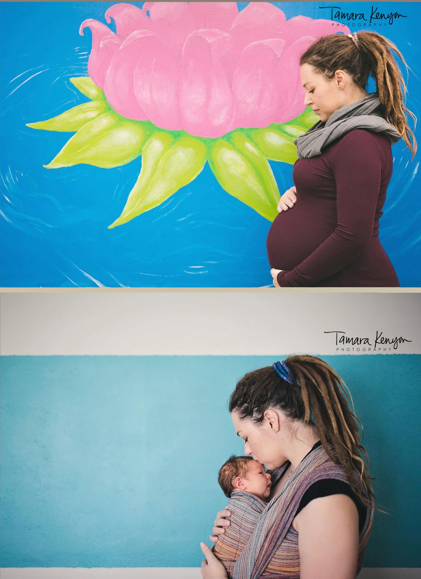 newborn photographer in boise tamara kenyon