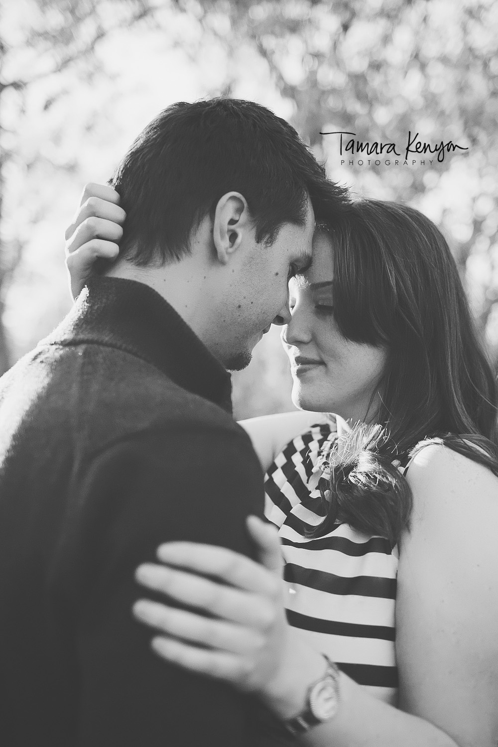 engagement photos in boise