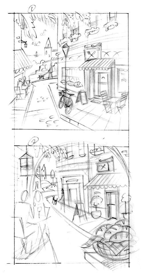 Some outdoor ideas.