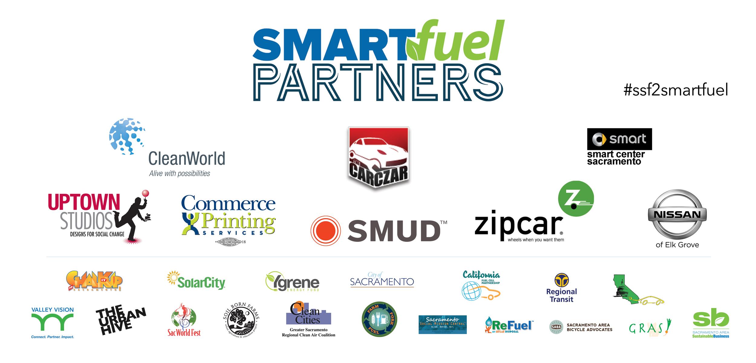 SmartFuel partners