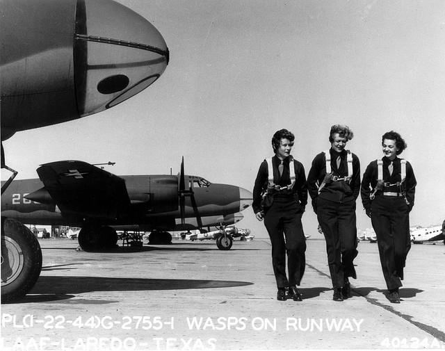 WASPs on Runway