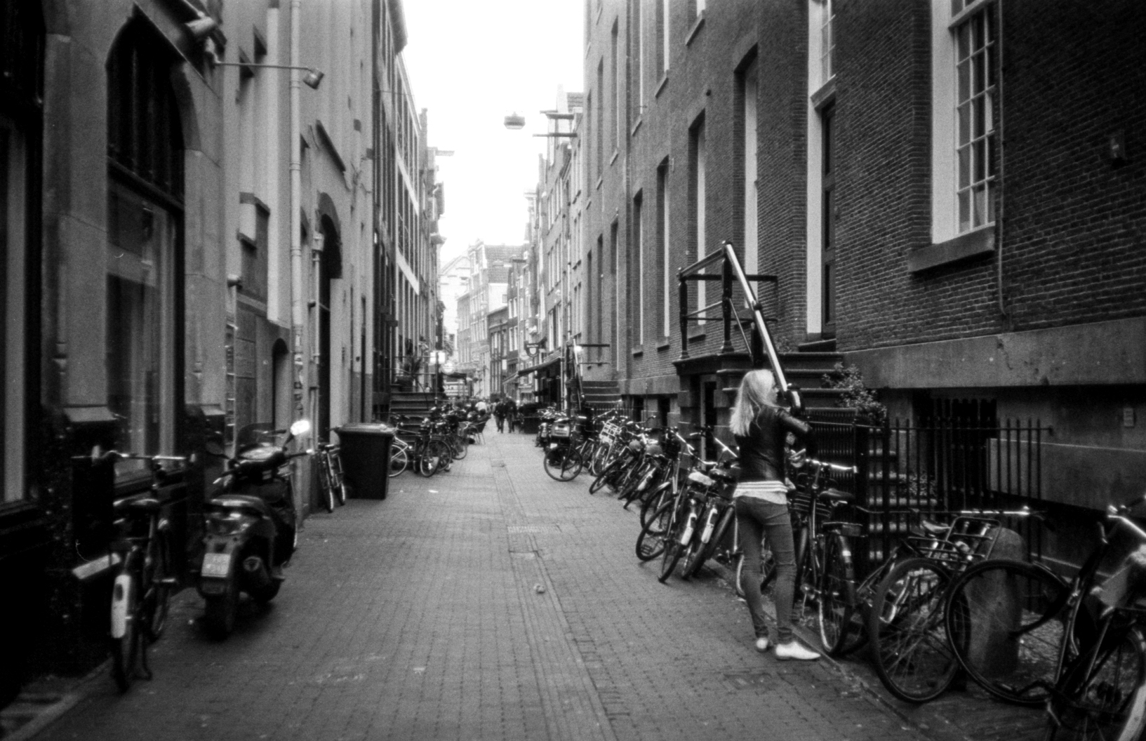 Amsterdam, The Netherlands. April 2014.