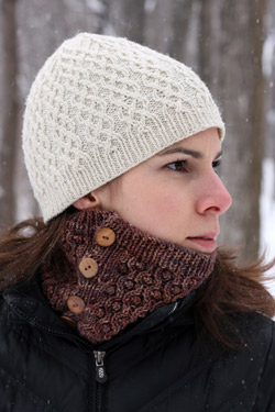 Buttons Cowl