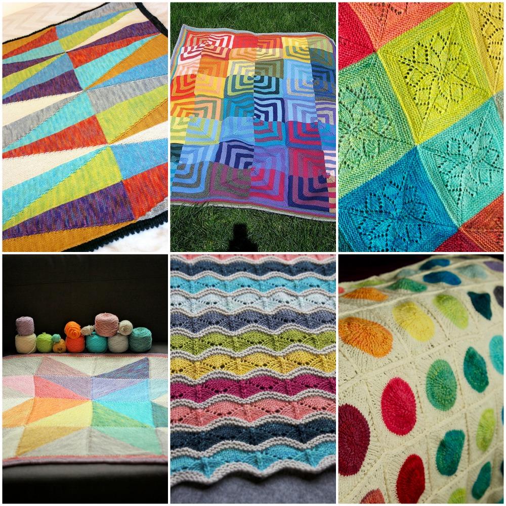 keyfit baby blanket , mitered square blanket , vivid blanket , fly away for Sara ,  bounce , pop blanket ,
