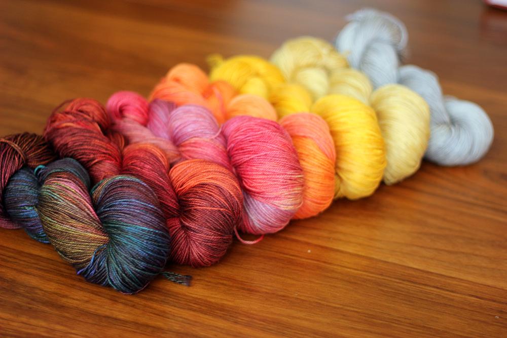 scheme #2: Tartan, Brick, Sunset, Orange Blossom, Saffron, Gold, Sand