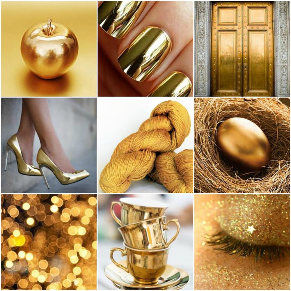 apple , nails ,  door ,  shoes , TFA Cosmic Blue Label in  Gold , egg , bokeh , teacups ,  glitter eye .