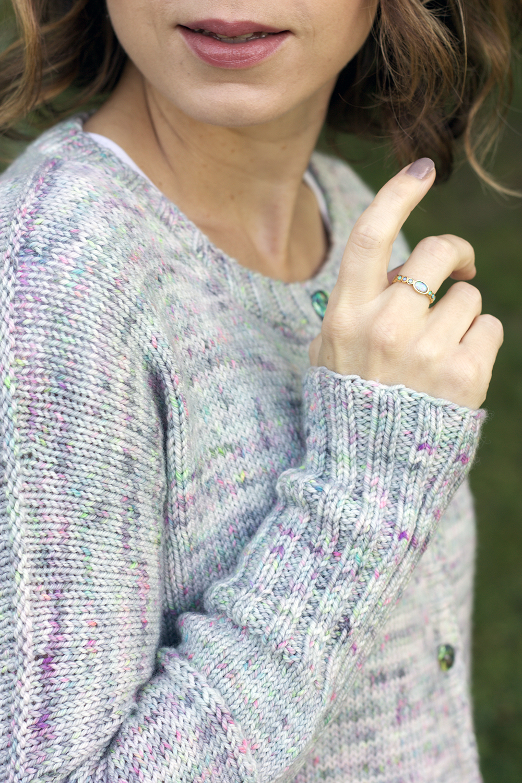 Rhine by Suvi Simla knit by Tanis Fiber Arts