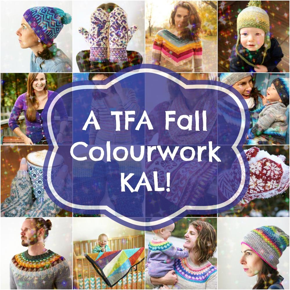 TFA Fall Colourwork KAL