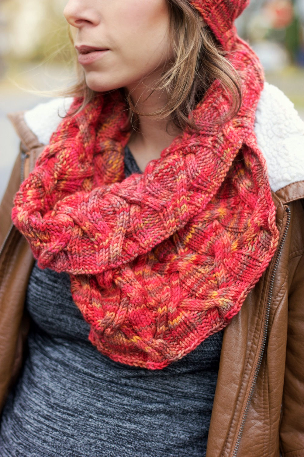 Afterglow Cowl