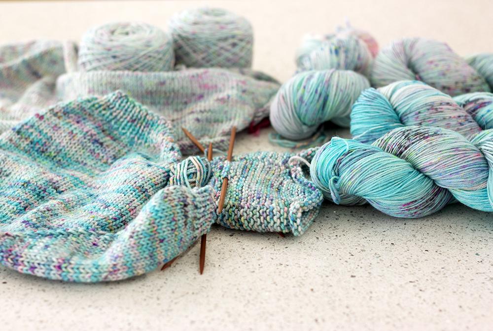 Rocket knits