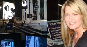 Seattle Teleprompter Owner, Maia McQuillan