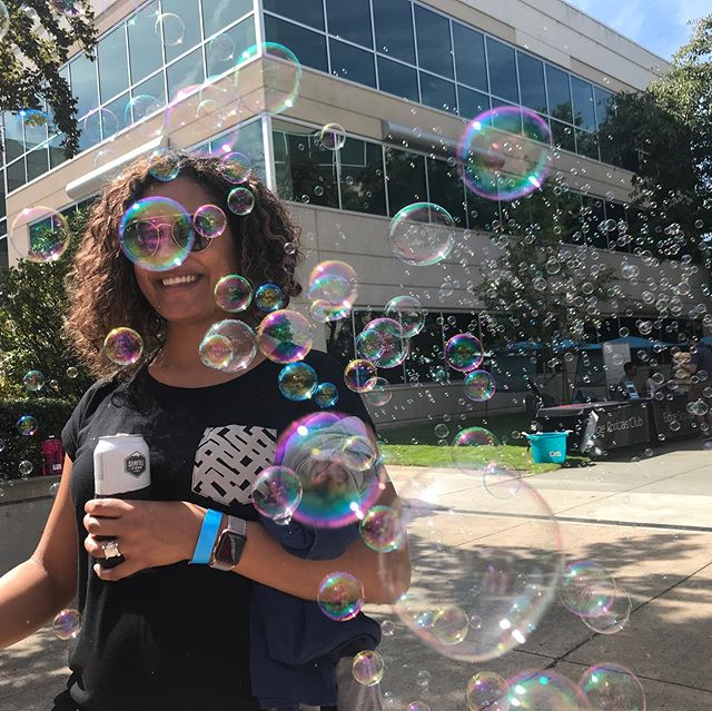 Loving the Vida Loca 🍭🔮 . . . . #bubbleparty #summerpicnic #swag #microsoftlife