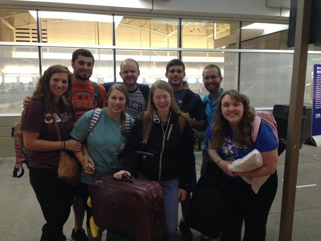 Leaving Cincinnati
