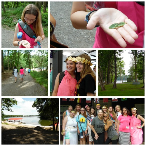 """I spent the day at MDA Summer Camp and was designated """"Moms!"""" along with Audrey McClelland. It was serene, hilarious and everything camp is at its best."""