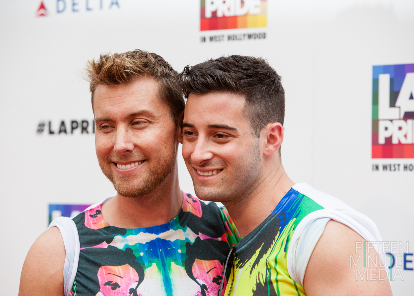 Lance Bass & Michael Turchin