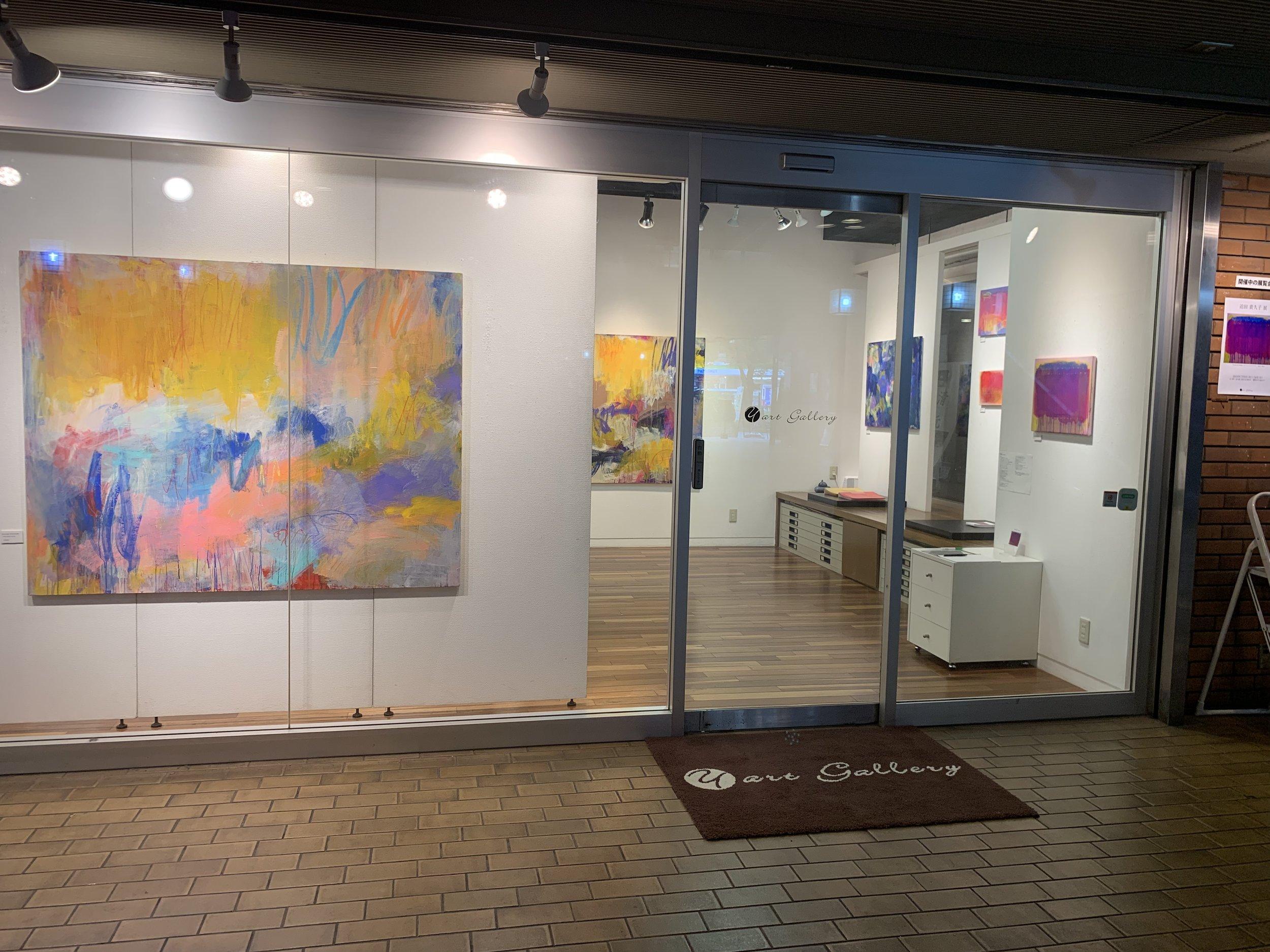 Y Art Gallery, Osaka