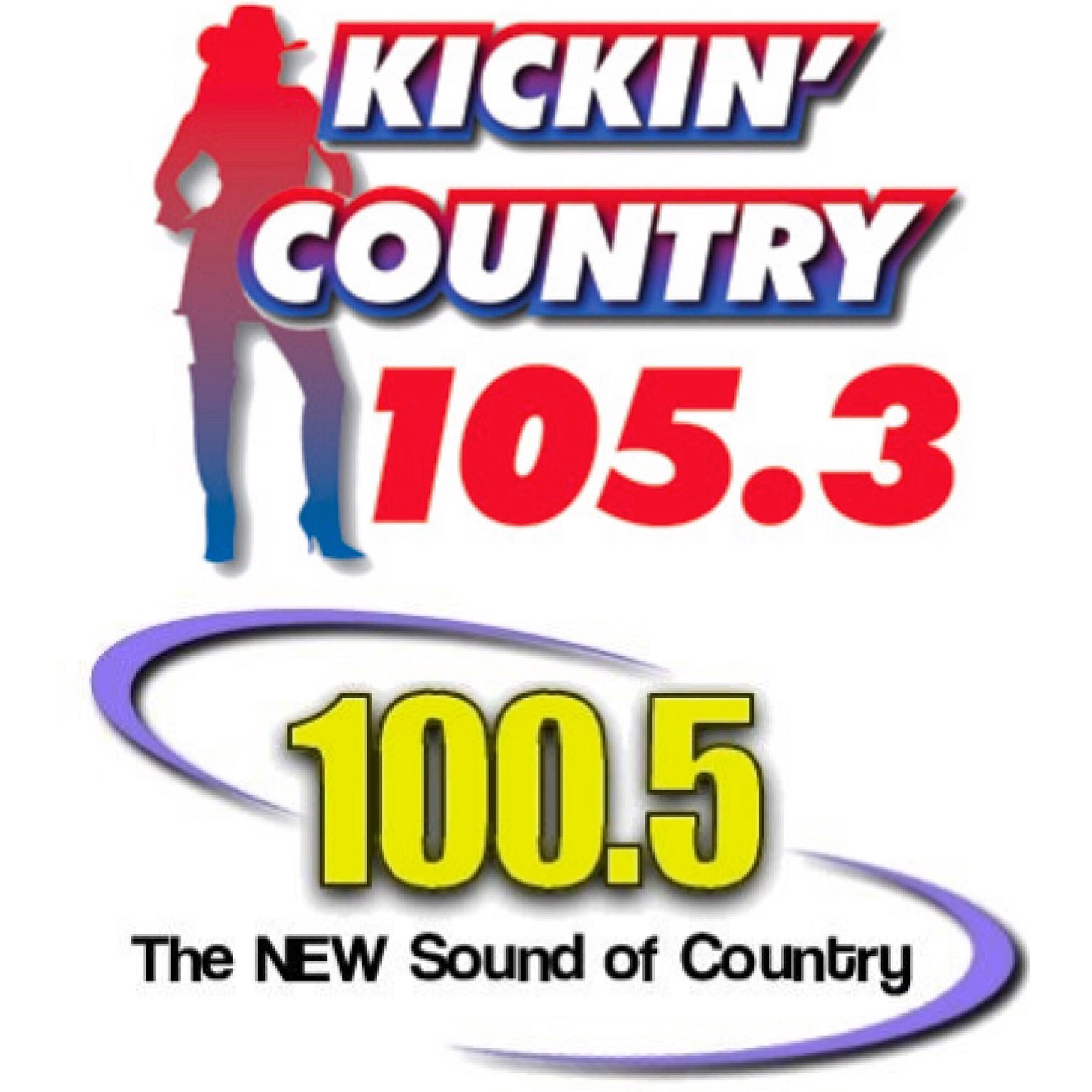 Radio Interview - Kickin' Country 105.3 and 100.5 The New Sound of Country - Chatting with Stephanie Owens