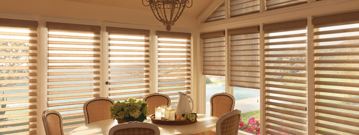 Blind gallery shades window treatments in Kansas City