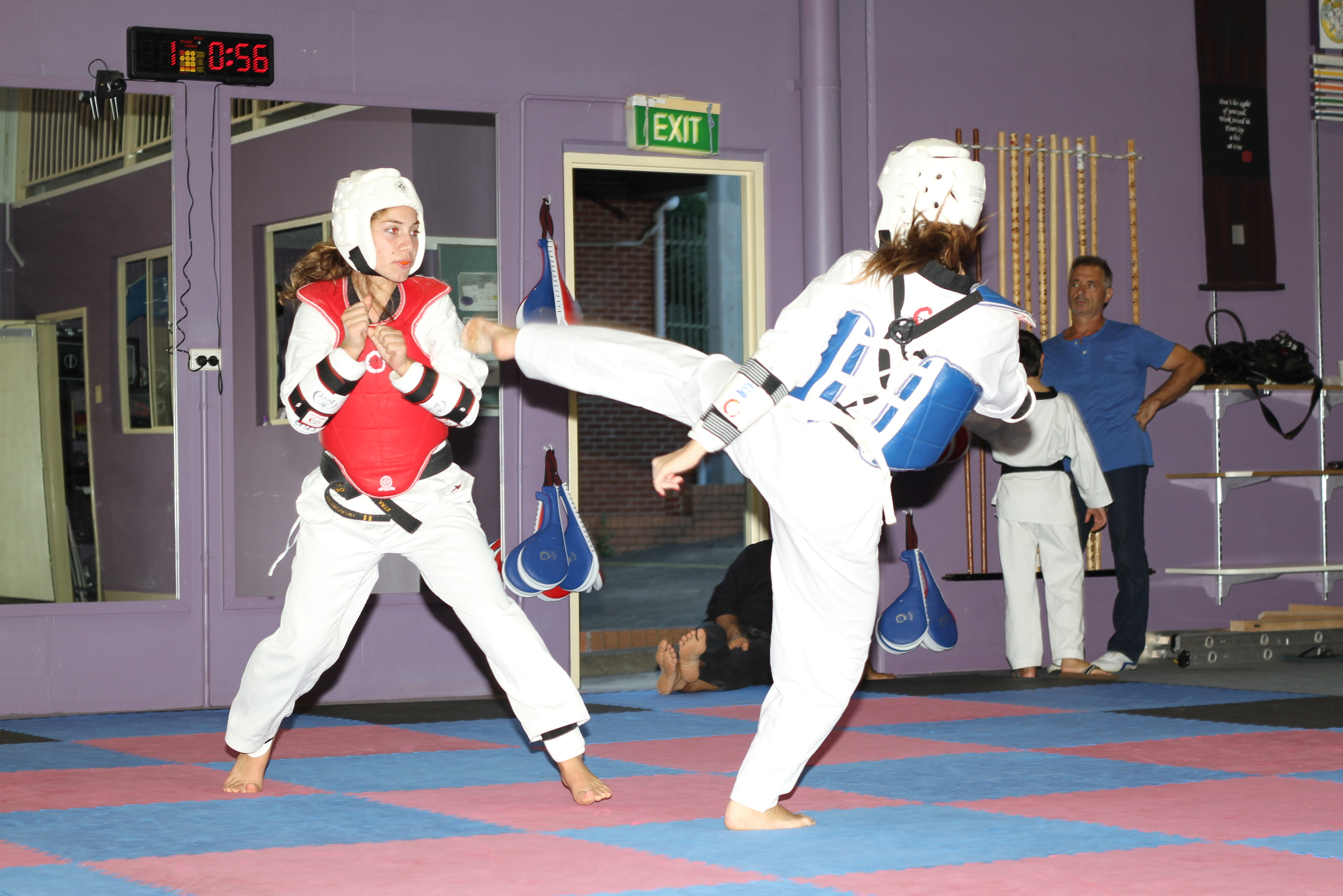 Taekwondo|Martial Arts|Brazilian Jiu-Jitsu|BJJ|Karate