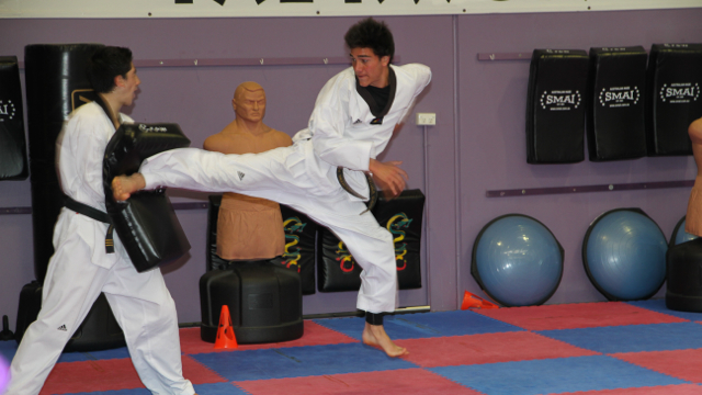 Self-defence      Click here for more information
