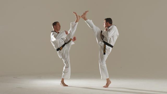 Black belt program      Click here for more information