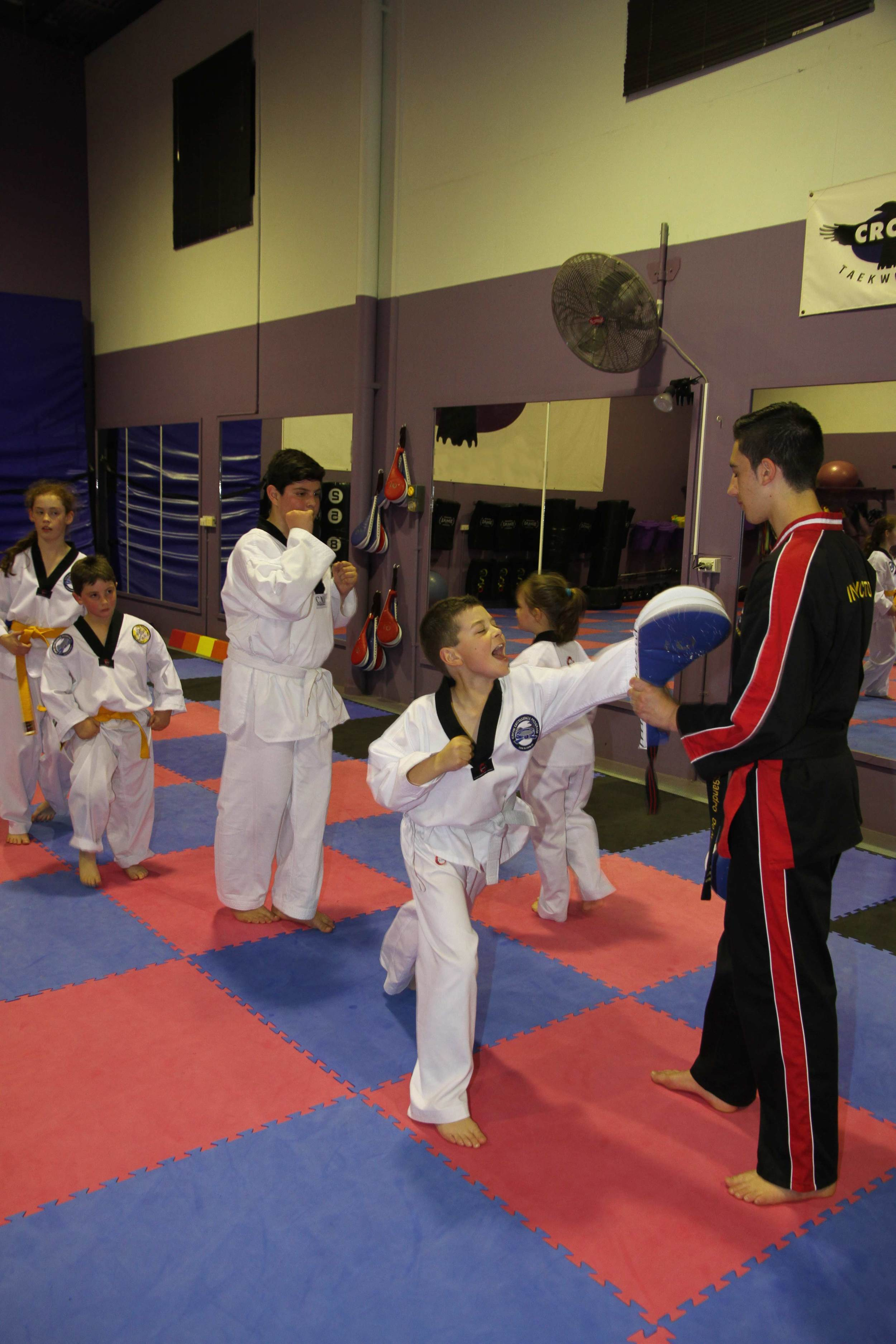 The program caters for beginners and intermediate students