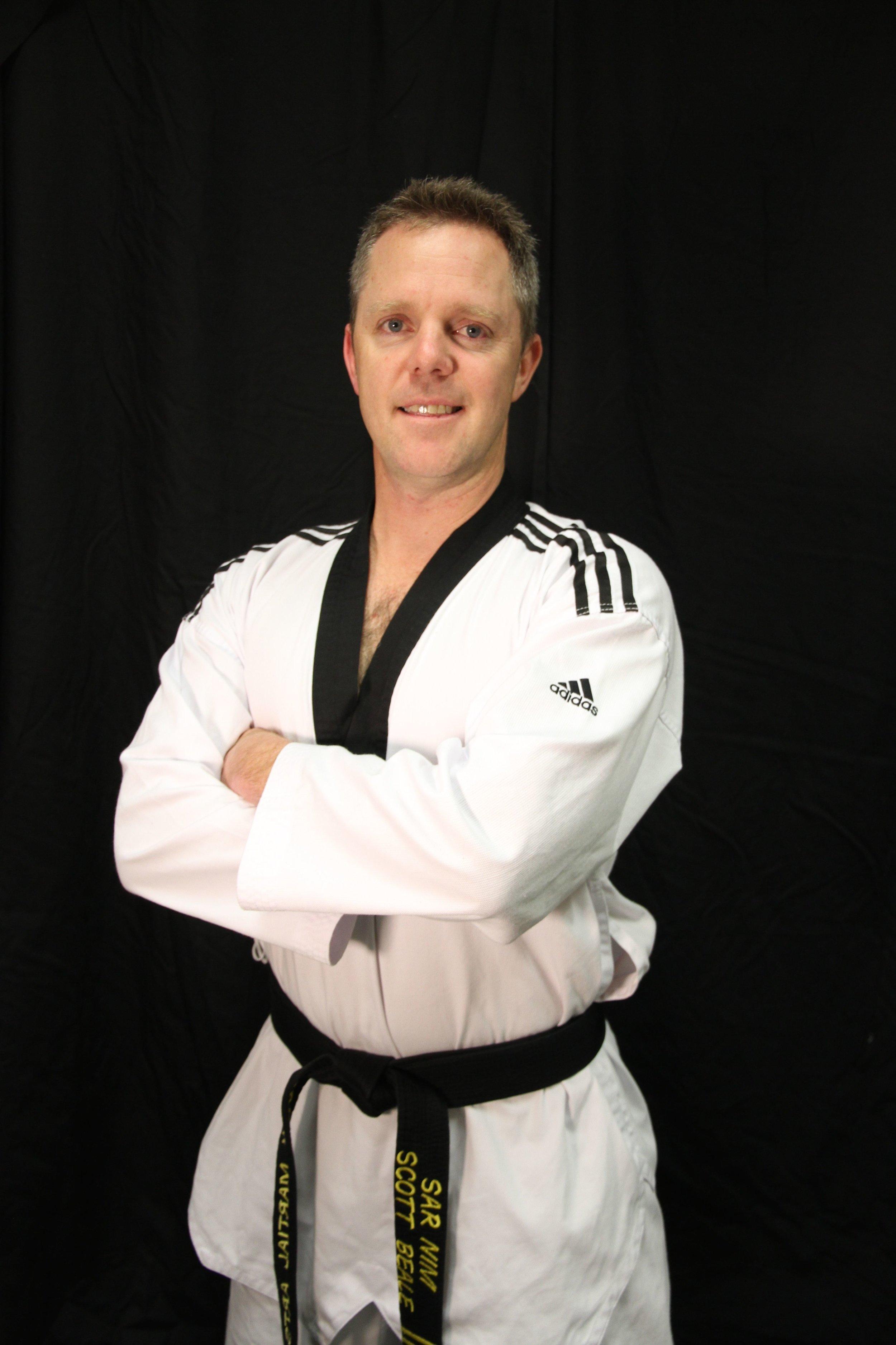 Scott - Senior Instructor|Taekwondo|Martial Arts