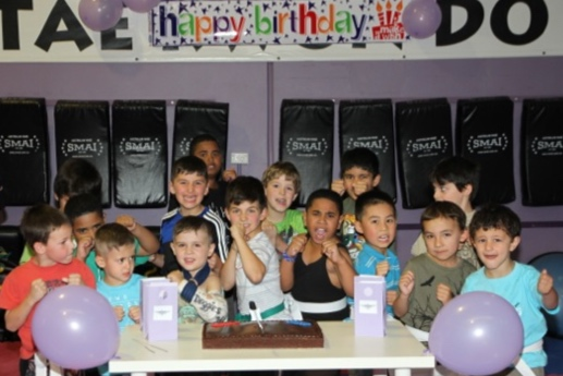 Crow birthday parties