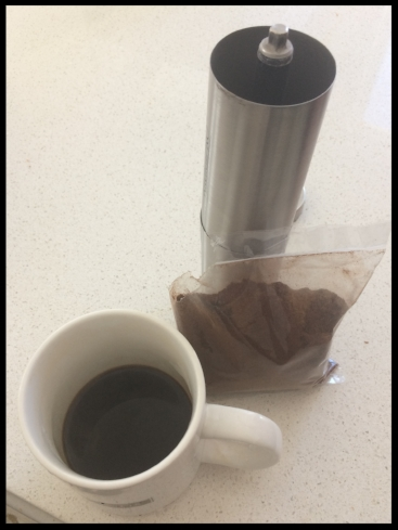 my first taste of kopi luwak from Bali, Indonesia AKA cat poop coffee & the most expensive coffee in the world