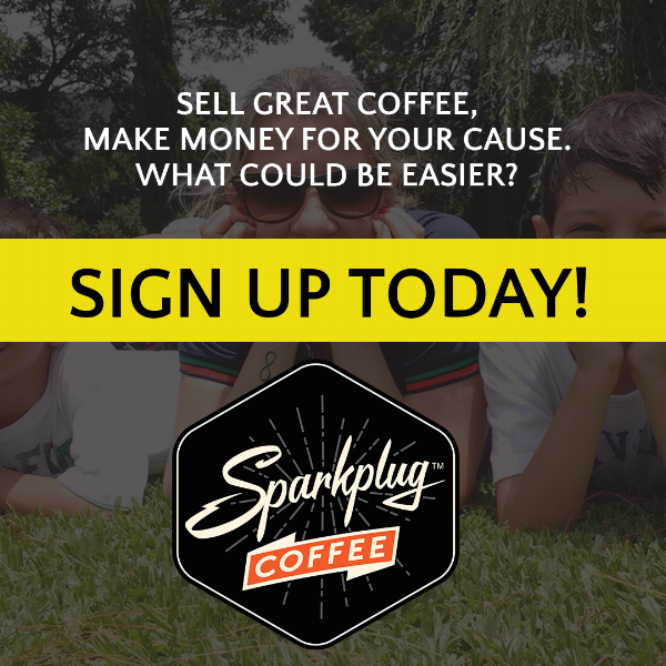 A fun-raiser for the whole family. Even kids can sell coffee!
