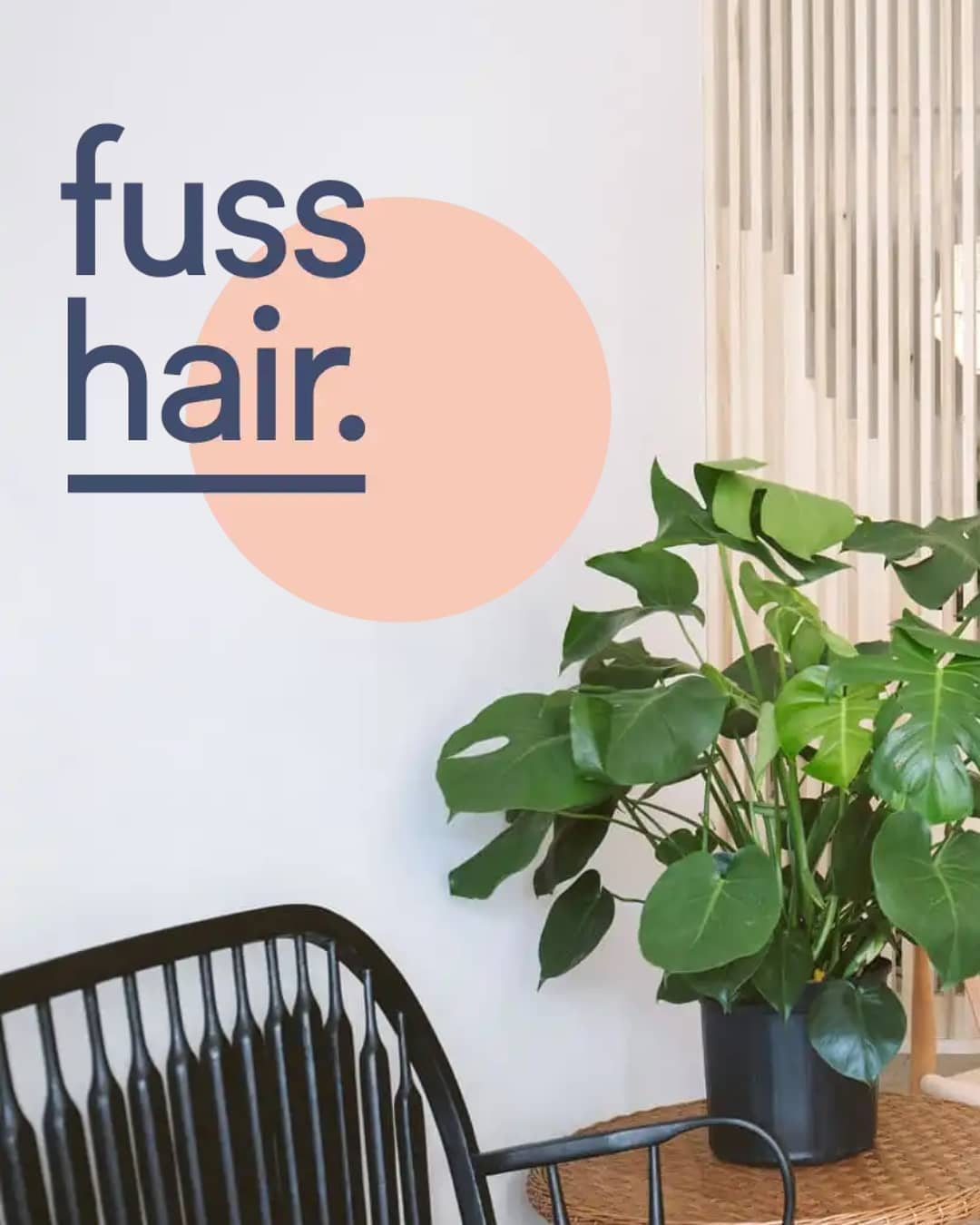 fuss hair @ 1022 Gerrard St. East, Toronto. @gofussyourself