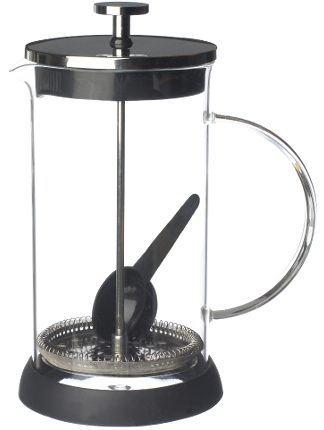 look for an all-metal filter like this french press