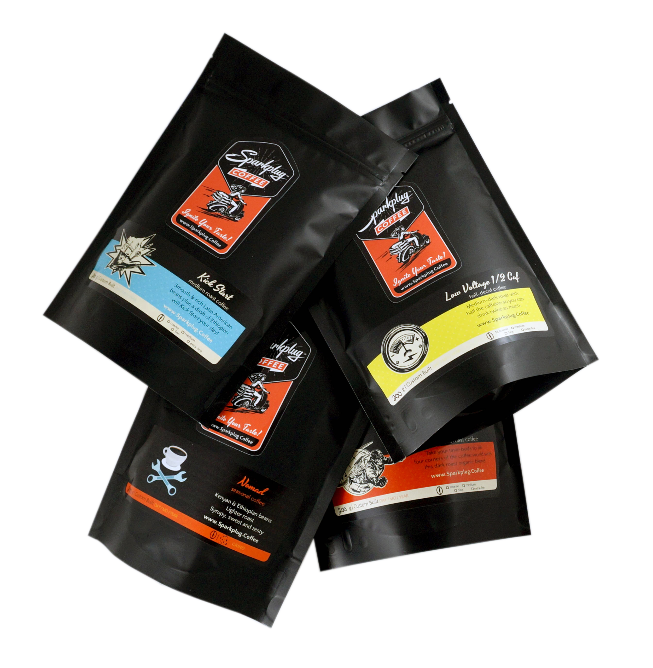 Win mini samplers of 8 delicious coffees!