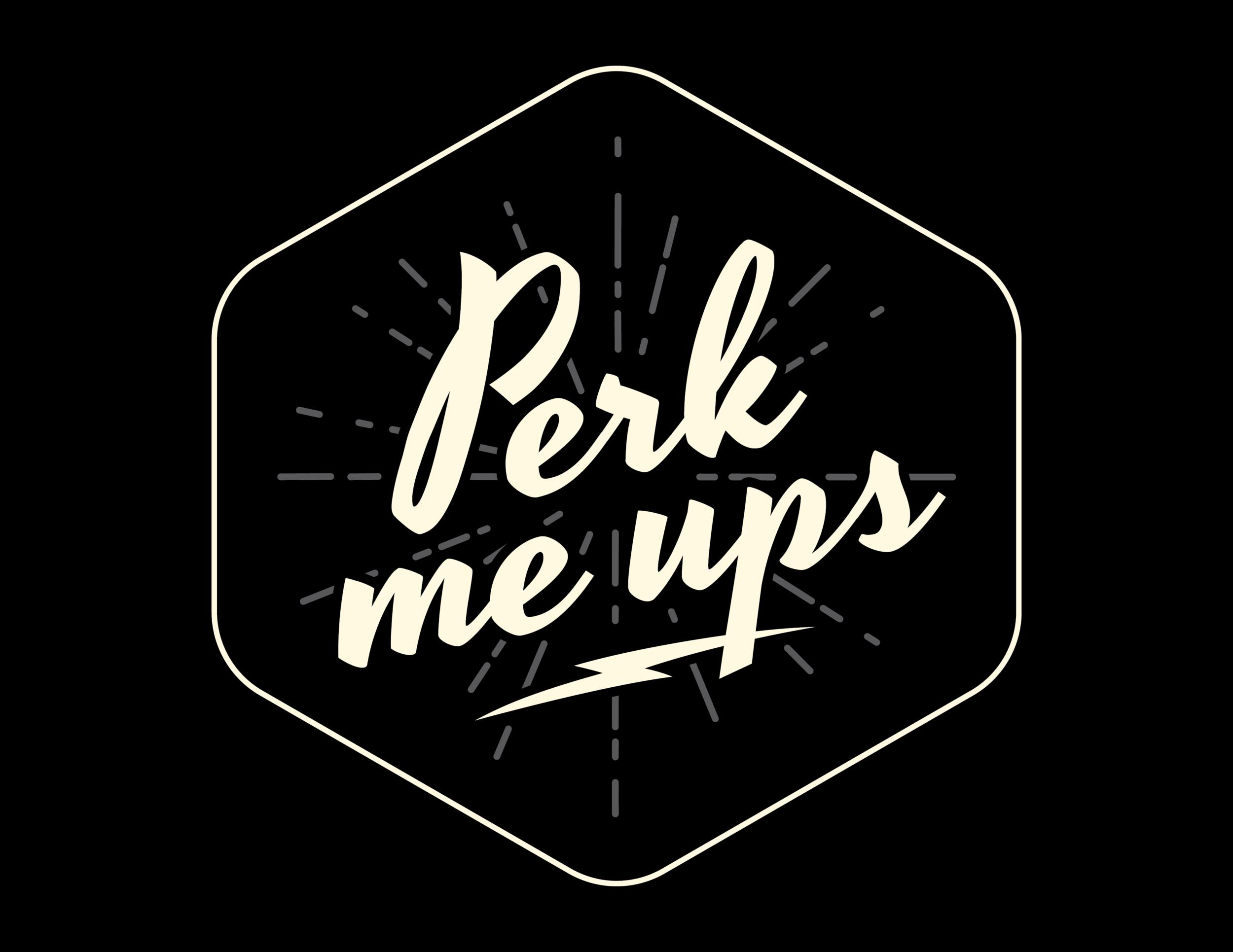 Perk Me Up dark chocolate covered coffee beans