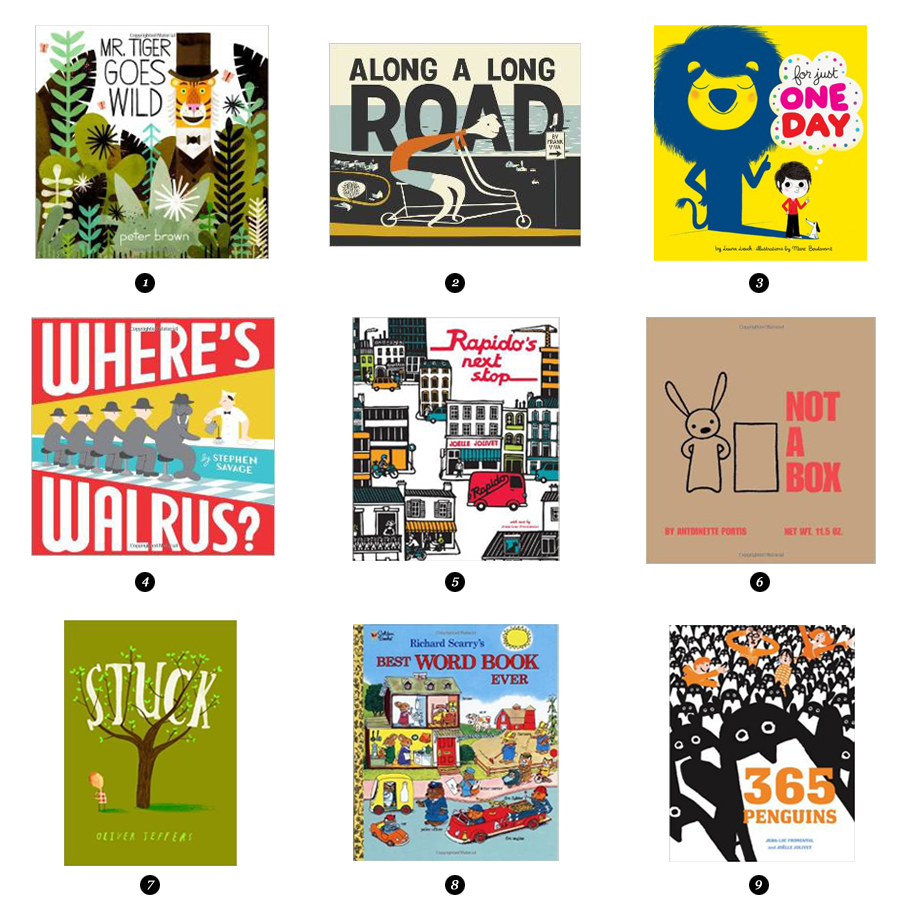 Favorites: Children's Books  /  Good on Paper