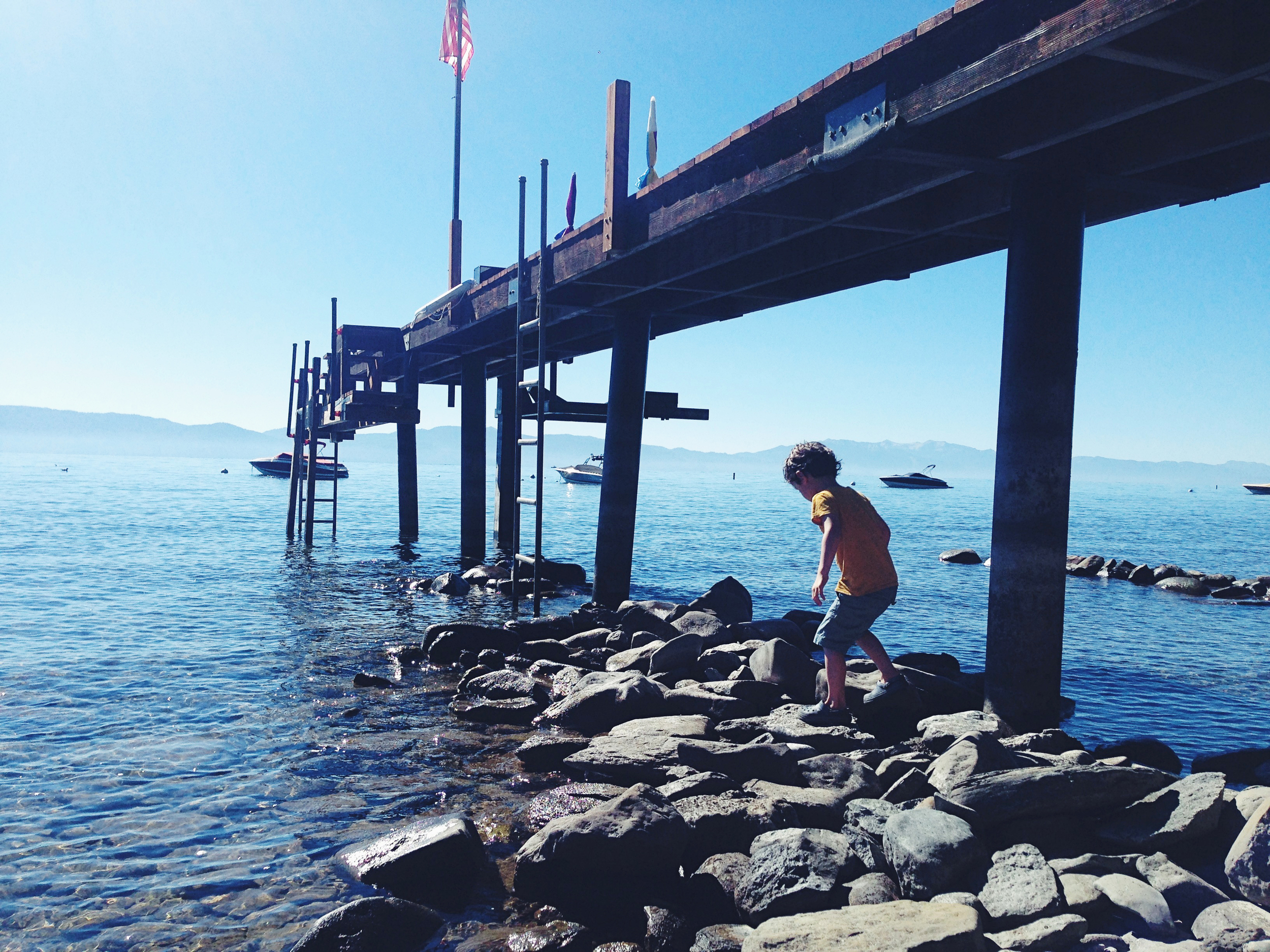 Mini Vacation - Lake Tahoe / www.goodonpaperdesign.com/blog / @good_on_paper