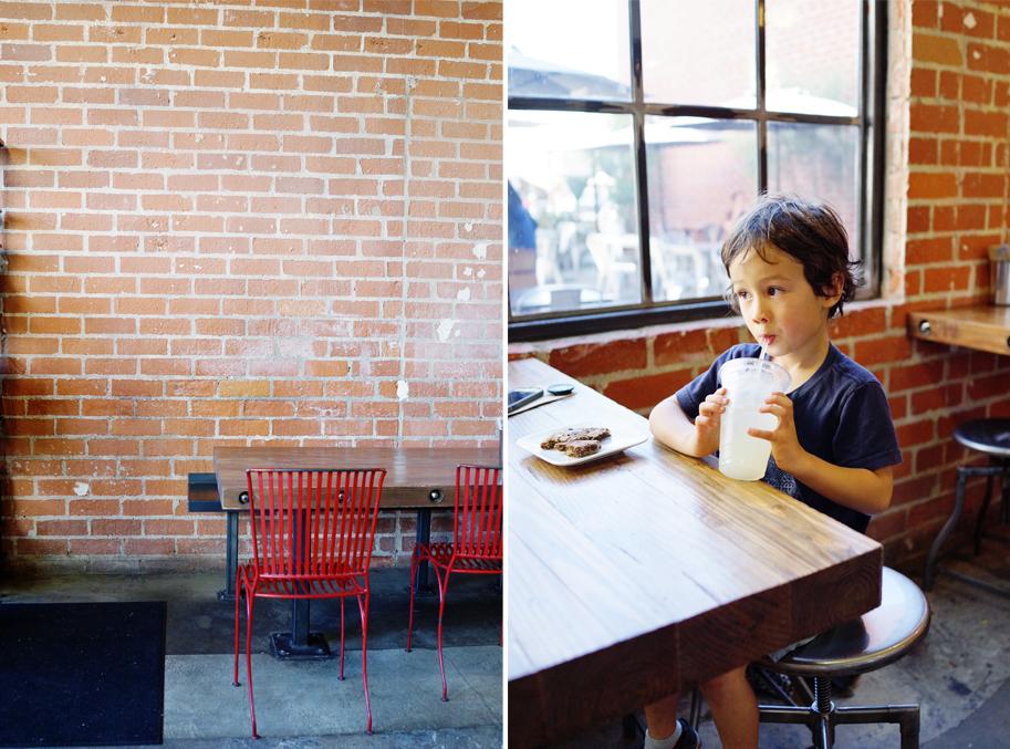 Weekend Trip: Lucas Goes to L.A. / www.goodonpaperdesign.com/blog /  @good_on_paper