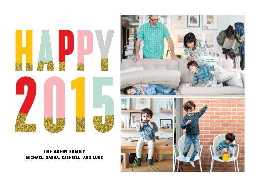 NEW Holiday 2014 Photo Cards in the Shop / www.goodonpaperdesign.com/shop / @good_on_paper