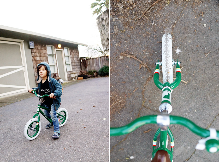 Favorites: Public Mini Kids Balance Bike / www.goodonpaperdesign.com/blog / @good_on_paper
