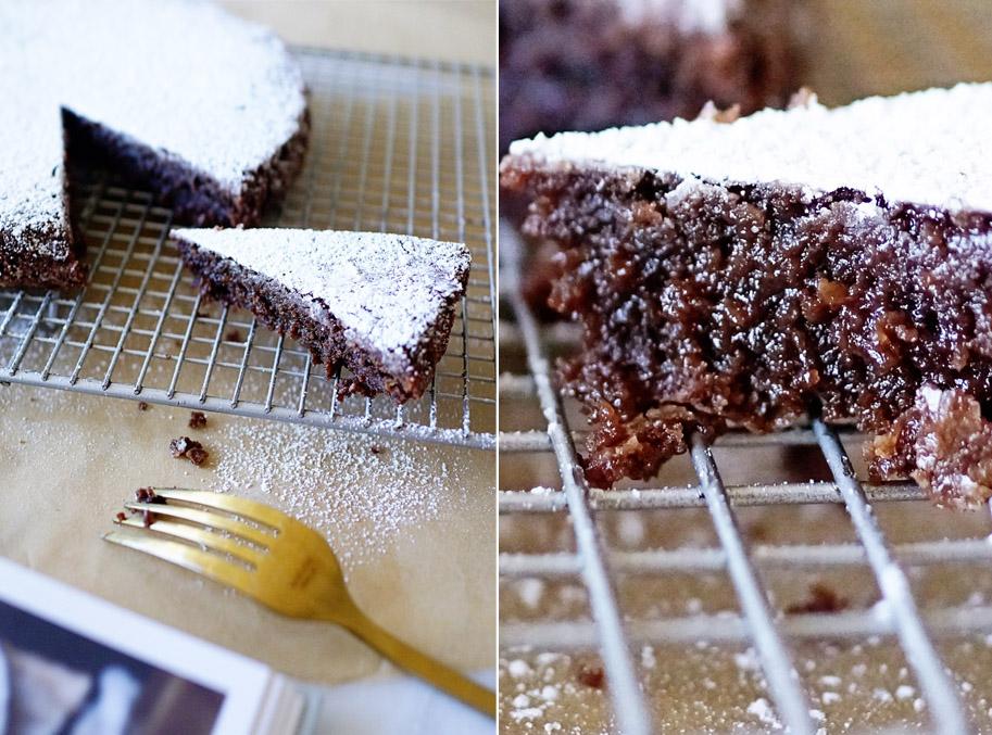 Recipe: Easy Swedish Chocolate Cake  /  www.goodonpaperdesign.com/blog  / @good_on_paper