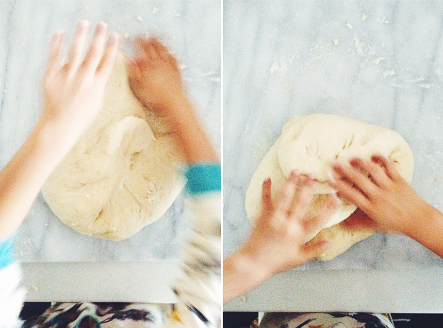 Recipe: Soft Baked Pretzels (Baking with Kids)  /  www.goodonpaperdesign.com/blog  /  @good_on_paper