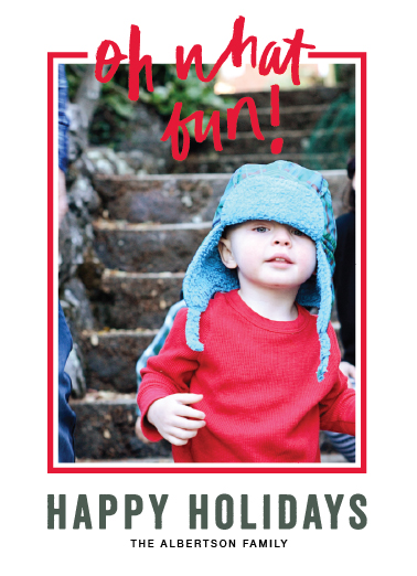 Holiday 2015 Photo Cards from Good on Paper are here!  /  www.goodonpaperdesign.com/shop  /  @good_on_paper
