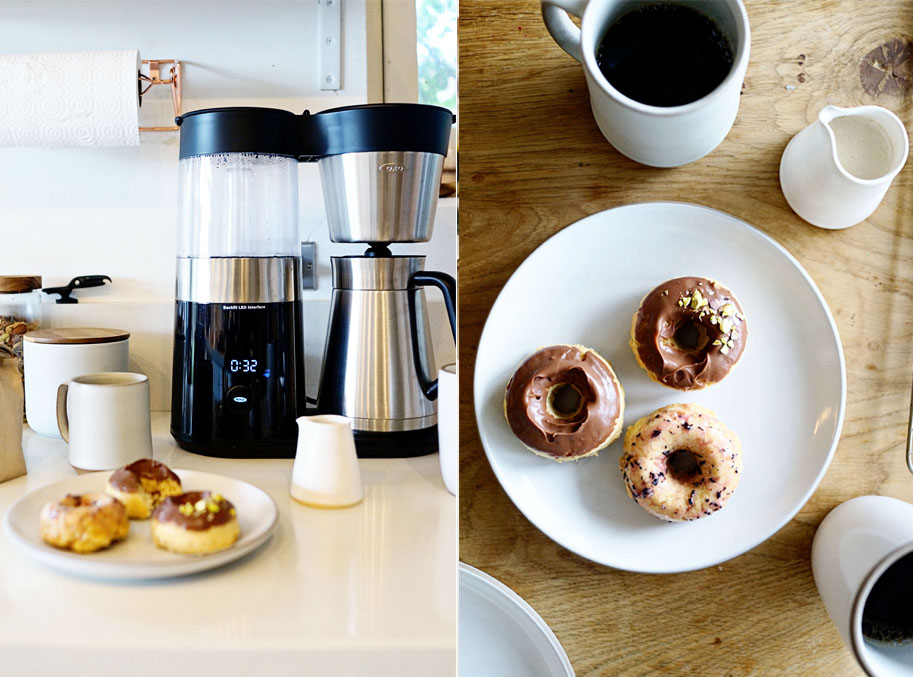 Coffee and Donuts -- The Perfect Pair  /  www.goodonpaperdesign.com/blog/2016/2/1/coffee-and-donuts-the-perfect-pair  /  @good_on_paper